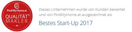 Bestes Start-Up 2017